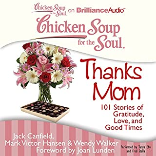 Chicken Soup for the Soul: Thanks Mom cover art