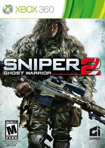 Sniper: Ghost Warrior 2 – Xbox 360 – Standard Edition