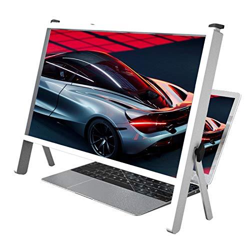 HHGO Laptop 3D 21 Inch Laptop Computer Screen Magnifier, Laptop Computer Screen Magnifier Expanders...