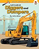 Let's Look at Diggers and Dumpers (Mini Mechanics) (English Edition)