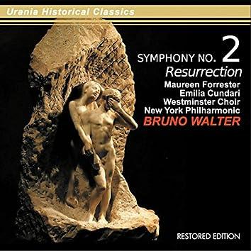 "Mahler: Symphony No. 2 - ""Resurrection"""