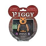 PIGGY Foxy Series 1 3.5' Action Figure (Includes DLC Items)