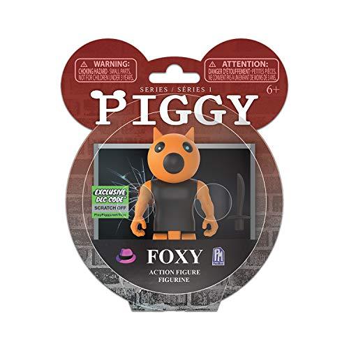 Piggy Foxy Action Figure
