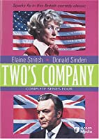 Two's Company: Complete Series 4 [DVD] [Import]