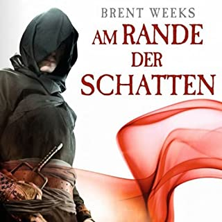 Am Rande der Schatten     Night Angel 2              By:                                                                                                                                 Brent Weeks                               Narrated by:                                                                                                                                 Bodo Primus                      Length: 21 hrs and 18 mins     1 rating     Overall 4.0