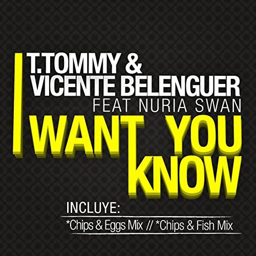 T.Tommy & Vicente Belenguer feat. Nuria Swan
