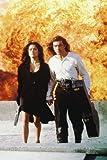 Poster Antonio Banderas und Salma Hayek in Desperado, 60 x