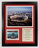 Legends Never Die Manchester United F.C. - Old Trafford Framed 12'x15' Double Matted Photos, Inc.