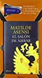 Estuche El salón de ámbar (Autores Españoles e Iberoamericanos)