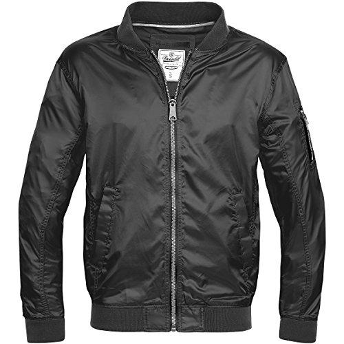 Brandit Portland Veste noir XL