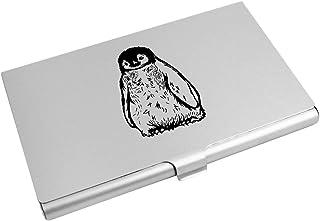 Azeeda 'Penguin Chick' Business Card Holder / Credit Card Wallet (CH00008370)
