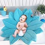 Flower Shape Bath Support - Soft Baby Bath Bathtub Use for Big Sink or Bathtub