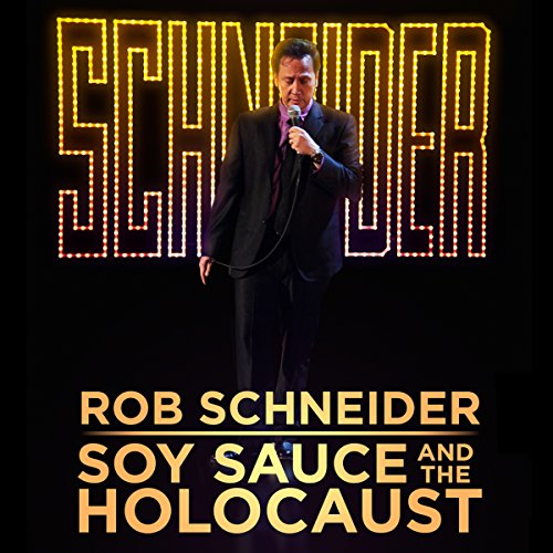 Soy Sauce and the Holocaust audiobook cover art