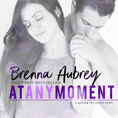At Any Moment audiobook cover art