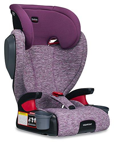 Britax Highpoint Highback Belt-Positioning Booster Car Seat