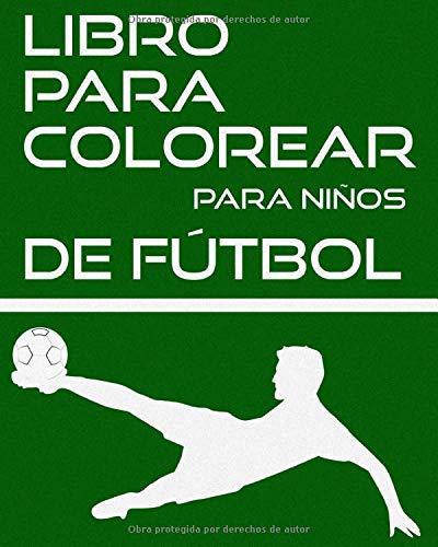 Libro para colorear  para niños  de fútbol: Camisetas de fútbol para colorear y diseño