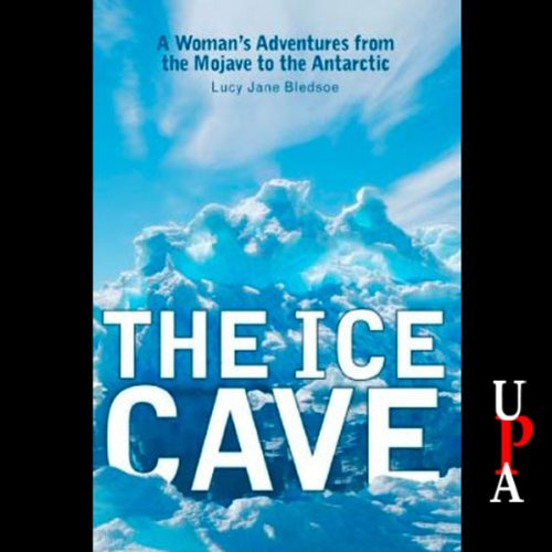 The Ice Cave audiobook cover art