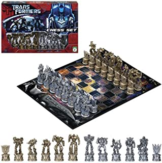 Hasbro Transformers Chess Set