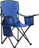 AmazonBasics Padded Folding Outdoor Camping Chair...