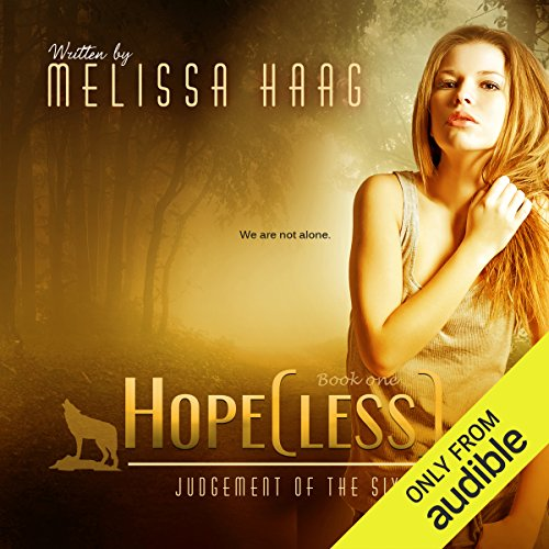 Hope(less) audiobook cover art