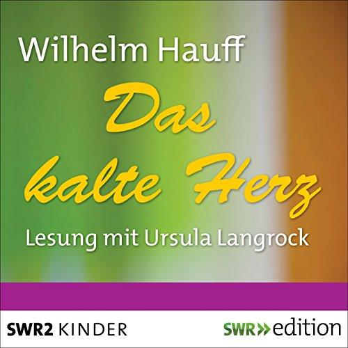 Das kalte Herz audiobook cover art