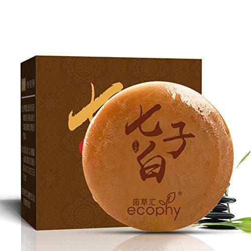 Visage Savon, KISSION Chinese Blackhead Cleanser Supprimer Traitement de L'acné Soins de la Peau Extractor Face Black Head Savon 80g