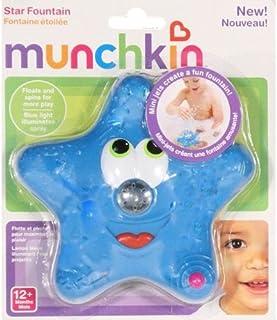 Munchkin Star Fountain, Sprays Water BLUE/GREEN