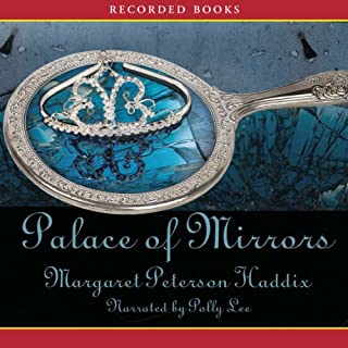 Palace of Mirrors audiobook cover art