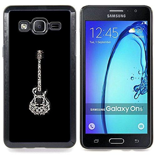 Planetar ( Musik Poster Veranstaltungs Frau ) Samsung Galaxy On5 O5 Handyhülle Schale Hart Silikon Hülle Schutzhülle Hülle