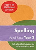 Year 2 Spelling Pupil Book: English Ks1 (Ready, Steady Practise!)
