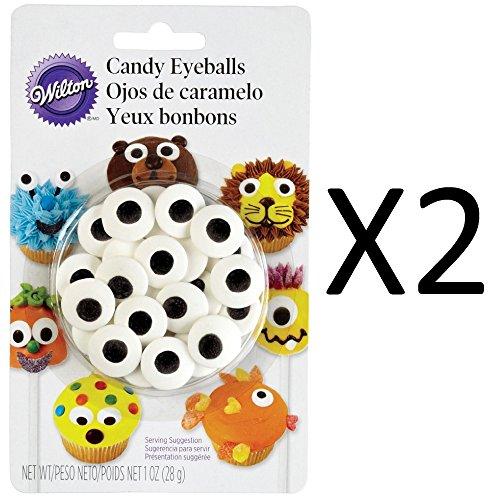 Decorating Candy 1oz-Large Eyeball