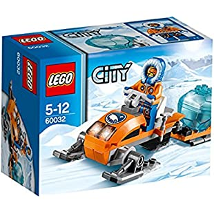 LEGO City 60032 Arctic Snowmobile