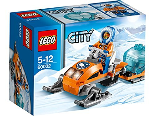 LEGO City Arctic 60032 - Motoslitta Artica