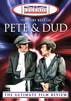 Legends Of British Comedy - The Very Best Of Pete And Dud