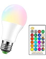 Kleur Veranderende Lamp 8w Dimbare Slimme Lamp Bajonet, Kleur Veranderende Sfeer Verlichting Led Lamp Flits Strobe Fade Mode Voor Huisdecoratie Feest Ktv Effect Lichten