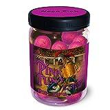 Zebco Quantum Radical Pink Tuna Neon Pop Up 16mm + 20mm 75g Fluo Pink