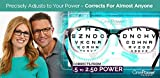 One Power Readers - AS SEEN ON TV! - Read Small Print and Computer Screens - no...