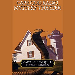Cape Cod Radio Mystery Theater audiobook cover art
