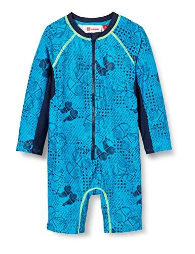 Lego Wear Lwalbert UV Einteiler Lsf 50 Plus T-Shirt Anti, Bleu (Light Blue 532), 98 Bébé garçon