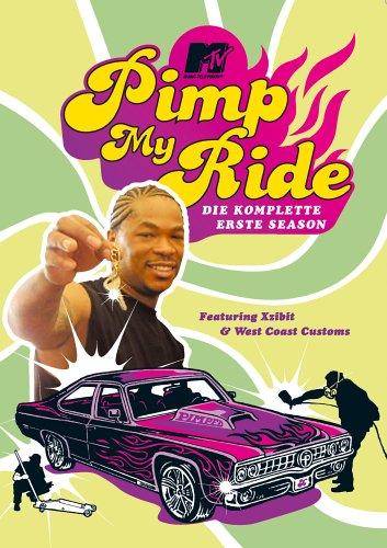 Pimp My Ride - Season 1 (2 DVDs)