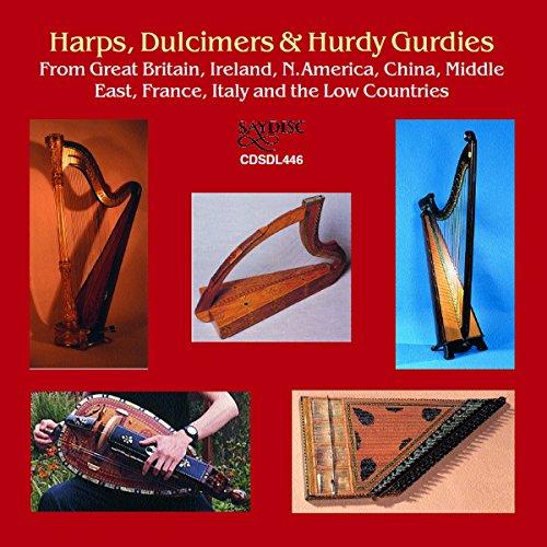 Harps,Dulcimers & Hurdy Gurdies