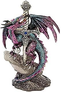Best medieval dragon sculptures Reviews