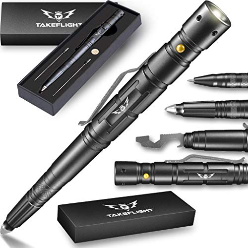 Tactical Pen for Self-Defense + ...