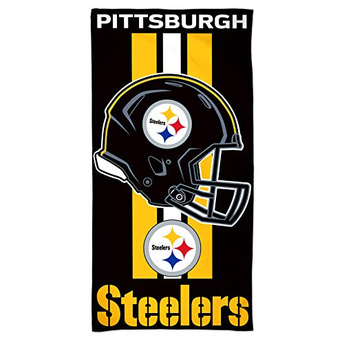 McArthur NFL Strandtuch 150x75 cm Pittsburgh Steelers