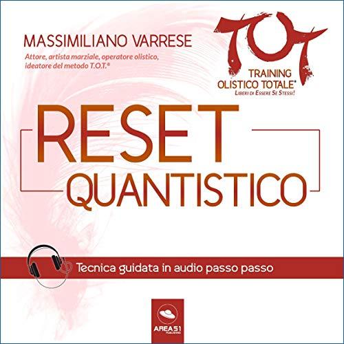 Reset quantistico copertina