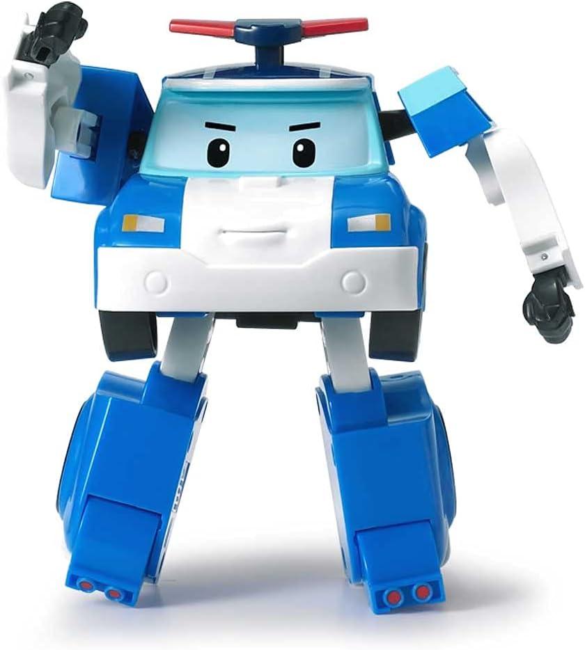 Poli Robocar Poli Transforming Robot, 4