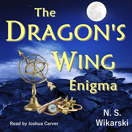 The Dragon's Wing Enigma cover art