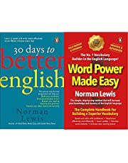 The Best Books to Improve English Vocabulary (Set of 2 Books)