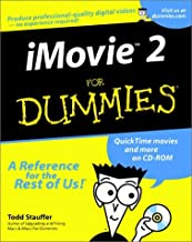 iMovie 2 For Dummies?