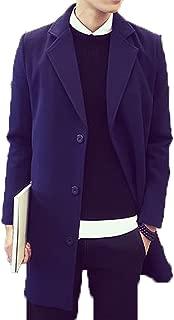 (マシューブラウニー) MATTHEW BROWNEE 【春まで着れる】 チェスターコート メンズ アウター 大きいサイズ ロング丈